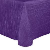 Delano 90-Inch x 156-Inch Oblong Tablecloth in Purple