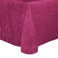 Delano 90-Inch x 132-Inch Oblong Tablecloth in Fuchsia