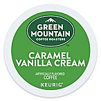 Keurig® K-Cup® Pack 18-Count Green Mountain® Caramel Vanilla Cream Coffee