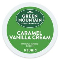 Keurig® K-Cup® Pack 18-Count Green Mountain Coffee® Caramel Vanilla Cream Coffee