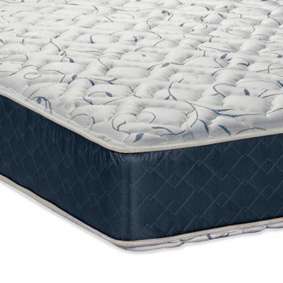Wolf Visco Comfort Full Size Mattress In Blue