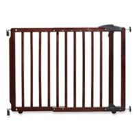 Dreambaby® Nottingham Expandable Gro-Gate in Brown