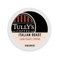 Keurig® K-Cup® Pack 18-Count Tully's® Italian Roast Coffee