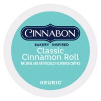 Keurig® K-Cup® Pack 18-Count Cinnabon® Classic Cinnamon Roll Light Roast Coffee