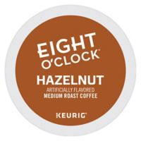Keurig® K-Cup® Pack 18-Count Eight O' Clock® Hazelnut Medium Roast Coffee