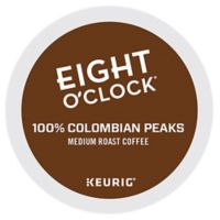 Keurig® K-Cup® Pack 18-Count Eight O' Clock® 100% Colombian Coffee
