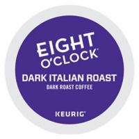 Keurig® K-Cup® Pack 18-Count Eight O' Clock® Dark Italian Roast Coffee