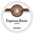 Keurig® K-Cup® Pack 18-Count Barista Prima® Espresso Roast for Keurig® Brewers