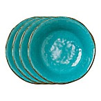 tag Veranda Bowls in Ocean Blue (Set of 4)
