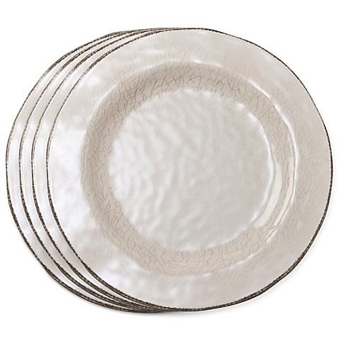 tag Veranda Dinner Plates in Ivory (Set of 4)  sc 1 st  Bed Bath u0026 Beyond & tag Veranda Dinner Plates in Ivory (Set of 4) - Bed Bath u0026 Beyond