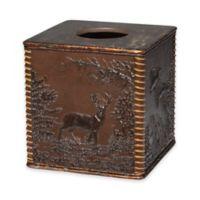 Rustic Montage Boutique Tissue Box Cover