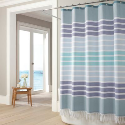 Buy Bright Shower Curtains From Bed Bath Beyond