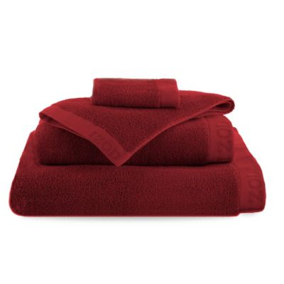 Buy Red Bath Towels from Bed Bath & Beyond