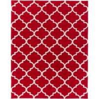 Artistic Weavers Holden Finley 7-Foot 6-Inch x 9-Foot 6-Inch Area Rug in Red/Ivory