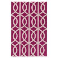 Artistic Weavers Holden Zoe 5-Foot x 7-Foot 6-Inch Area Rug in Pink