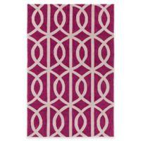 Artistic Weavers Holden Zoe 5-Foot x 7-Foot 6-Inch Area Rug in Pink