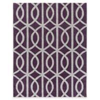 Artistic Weavers Holden Zoe 7-Foot 6-Inch x 9-Foot 6-Inch Area Rug in Purple