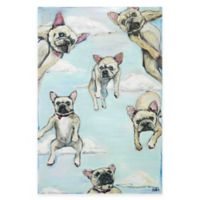 Marmont Hill Gift from the H 24-Inch x 36-Inch Canvas Wall Art