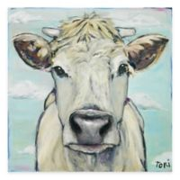 Marmont Hill When Cows Fly 48-Inch x 48-Inch Canvas Wall Art