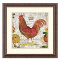 Suzanne Nicoll Rooster II Framed Wall Art