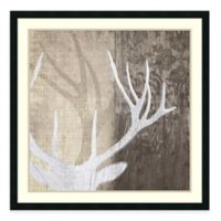 Tandi Venter Deer Lodge II Framed Wall Art