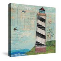 Laural Home® Coastal Lighthouse Canvas Wall Art