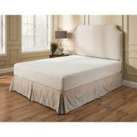 Independent Sleep 8-Inch Memory Foam with Gel Full Mattress