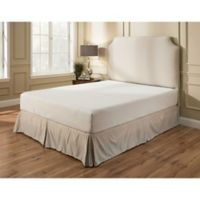 Independent Sleep 8-Inch Memory Foam with Gel Queen Mattress