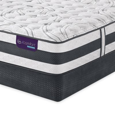 Serta Icomfort Hybrid Lause Ii Firm Full Mattress Set