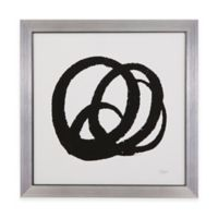 Bassett Mirror Company Kinetic III Framed Wall Art