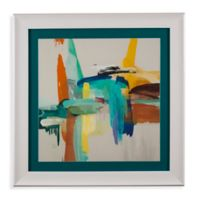 Bassett Mirror Company Synergy 2 Framed Canvas Wall Art