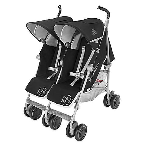 Maclaren Double & Triple Strollers
