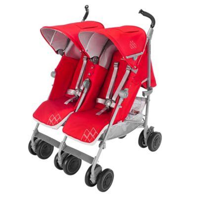 maclaren twin traveller stroller from buy buy baby. Black Bedroom Furniture Sets. Home Design Ideas