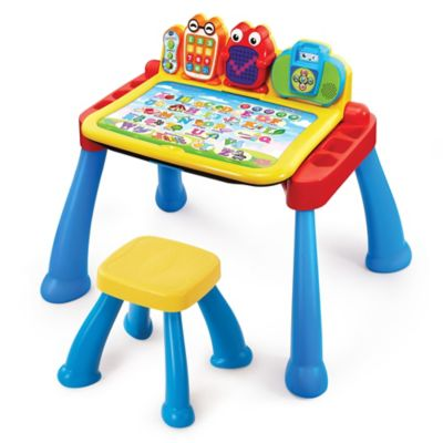 Toddler Toys U003e VTech® Touch U0026 Learn Activity Desk™ Deluxe