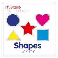"""DK Braille: Shapes"" Board Book"