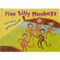 """""""Five Silly Monkeys"""" by Steve Haskamp"""