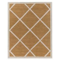 Artistic Weavers Holden Layla Rug 7-Foot 6-Inch x 9-Foot 6-Inch Rug in Burnt Orange/Ivory