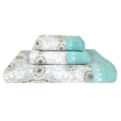 Buy Aqua Bath Towel from Bed Bath Beyond