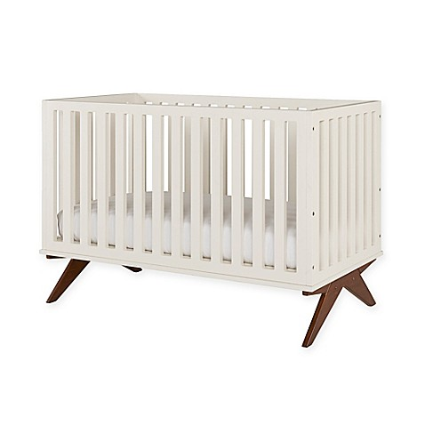 DwellStudio Norfolk Nursery Furniture Collection In French White U003e  DwellStudio Norfolk 3 In 1