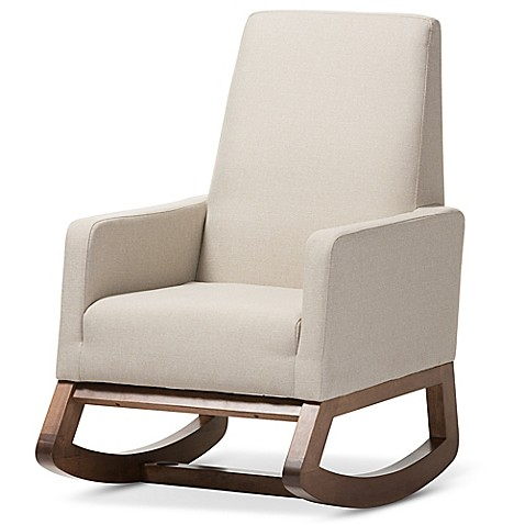Braxton Studio Yashiya Rocking Chair