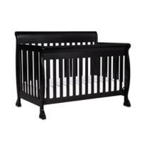 DaVinci Kalani 4-In-1 Convertible Crib with Toddler Bed Kit in Ebony