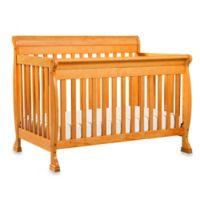 DaVinci Kalani 4-In-1 Convertible Crib with Toddler Bed Kit in Oak