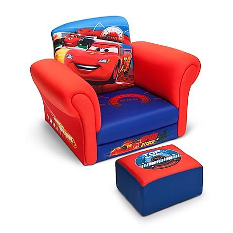 Delta Disney 174 Pixar 174 Cars Children S Chair And Ottoman Set