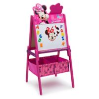 Delta™ Disney® Minnie Mouse Wooden Activity Easel with Storage
