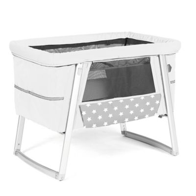 babyhome® Air Bassinet in White