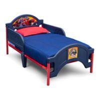 Delta© Marvel® Spider-Man Plastic Toddler Bed