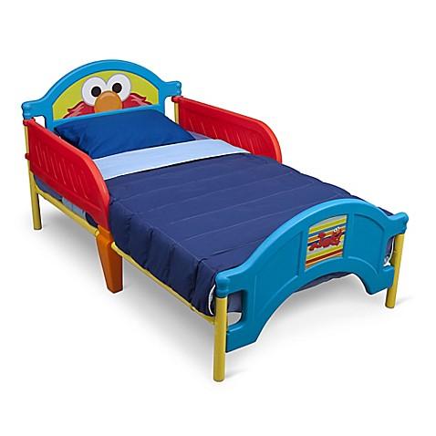 Sesame Street Toddler Bed Rail