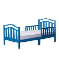 Dream On Me Eldora Toddler Bed in Blue