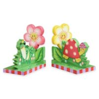 Teamson Fantasy Fields Magic Garden Bookends Set