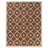 Artistic Weavers Holden Hazel 7-Foot 6-Inch x 9-Foot 6-Inch Area Rug in Brown/Ivory